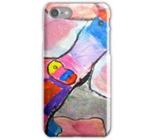 Water Color Cow iPhone Case/Skin