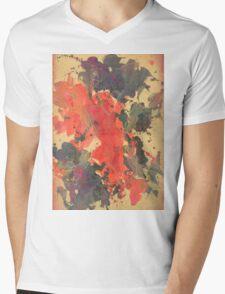 Satellite Mens V-Neck T-Shirt