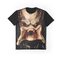 Predator face Graphic T-Shirt