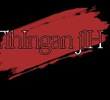 TlhIngan jlH by kayisatoaster