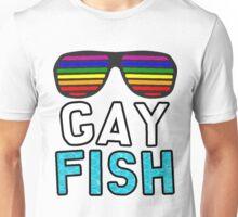 Gay Fish Pride Unisex T-Shirt