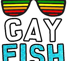 Gay Fish Pride by stephenwells