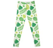Jungle Leaves Leggings