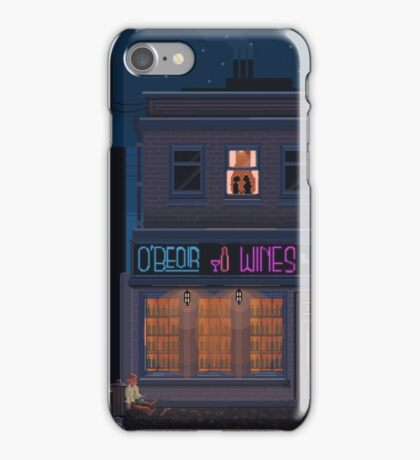 Love, liquor and deception iPhone Case/Skin