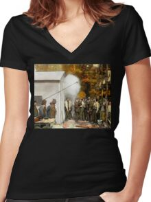 Apocalypse - Apocalypse party 1923 Women's Fitted V-Neck T-Shirt