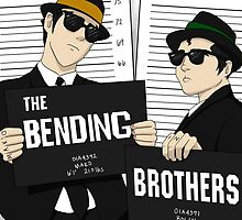 The Bending Bros by pandigo