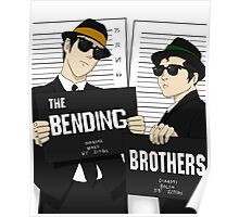 The Bending Bros Poster