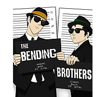 The Bending Bros Photographic Print