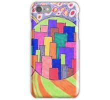 lines and curves iPhone Case/Skin