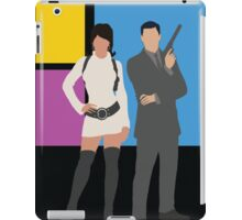 DO YOU WANT ANTS?? Archer minimal  iPad Case/Skin