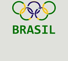 Brasil Olympic Unisex T-Shirt