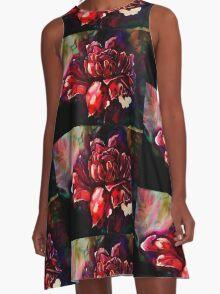 ginger bloom A-Line Dress