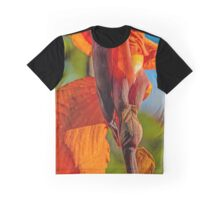 Canna Lily Graphic T-Shirt