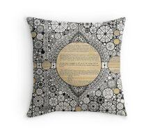 ardent adoration Throw Pillow