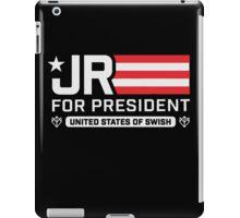 Jr Smith iPad Case/Skin