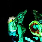 Cali Dancers In Andalucia, Colombia IV by Al Bourassa