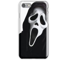 Ghostface iPhone Case/Skin