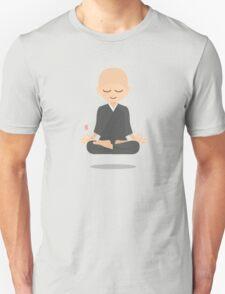 Floating Monk Unisex T-Shirt
