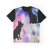 Furry Love Graphic T-Shirt