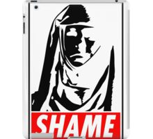 Game of Thrones - SHAME iPad Case/Skin