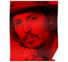 Johnny Depp - Celebrity Poster