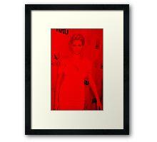 Kate Upton - Celebrity Framed Print