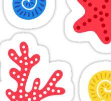 Underwater World Sticker