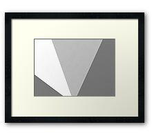 centripetal force Framed Print