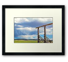 Idaho - Land That I Love Framed Print