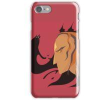 Fancy Paint Sauron iPhone Case/Skin