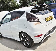 White and Black Fiesta by Vicki Spindler (VHS Photography)