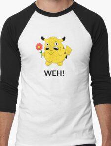 Pikachu WEH! Men's Baseball ¾ T-Shirt