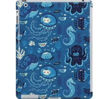 I lost my heart to the Ocean iPad Case/Skin