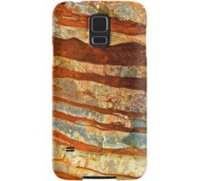 Rock Zebra Samsung Galaxy Case/Skin