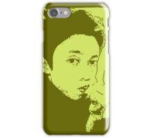 Keep Silent Please iPhone Case/Skin