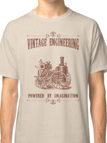 Vintage Engineering Classic T-Shirt