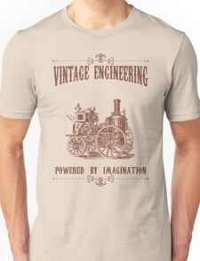 Vintage Engineering Unisex T-Shirt