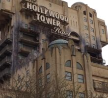 Hollywood Tower of Terror Sticker