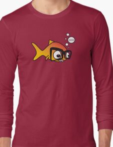 Geek Fish Long Sleeve T-Shirt