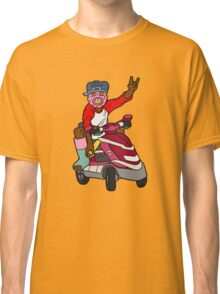 Tyler / Trouble On My Mind Classic T-Shirt