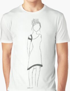 monika_sketches Graphic T-Shirt