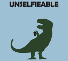 Unselfieable T-Rex by jezkemp
