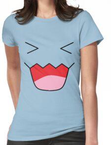 wobbuffet Womens Fitted T-Shirt