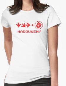 Hadouken! Womens Fitted T-Shirt