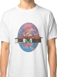 Pizza Roof Classic T-Shirt