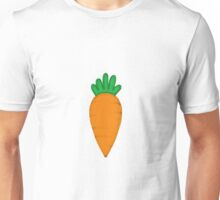 Orange Carrot Unisex T-Shirt