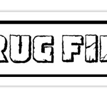 Shrug Films Logo Sticker