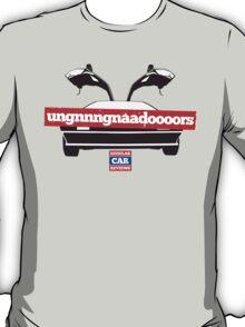 DeLorean Doors Ugnnnngnadaoooors T-Shirt