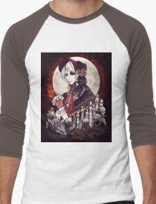 Bloodborne: Doll Men's Baseball ¾ T-Shirt