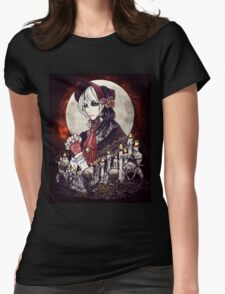 Bloodborne: Doll Womens Fitted T-Shirt
